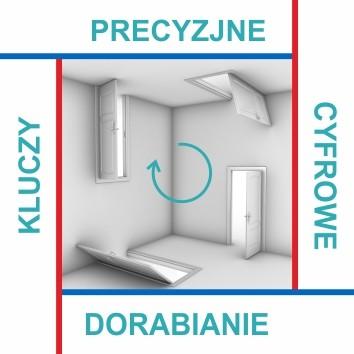 Dorobienie klucza do zamka Katowice
