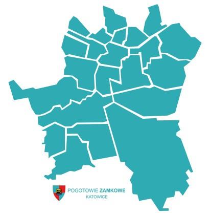 Dzielnice Katowic