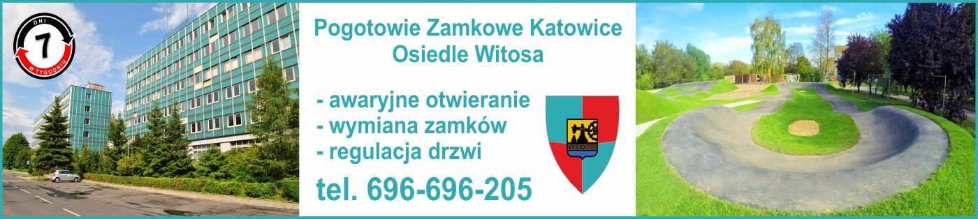 Awaryjne otwieranie Katowice Witosa